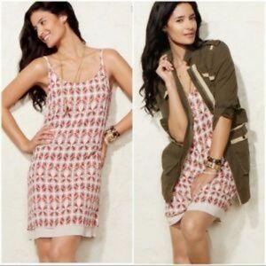 CAbi | Batik Slip Dress Style 870 Limited Edition
